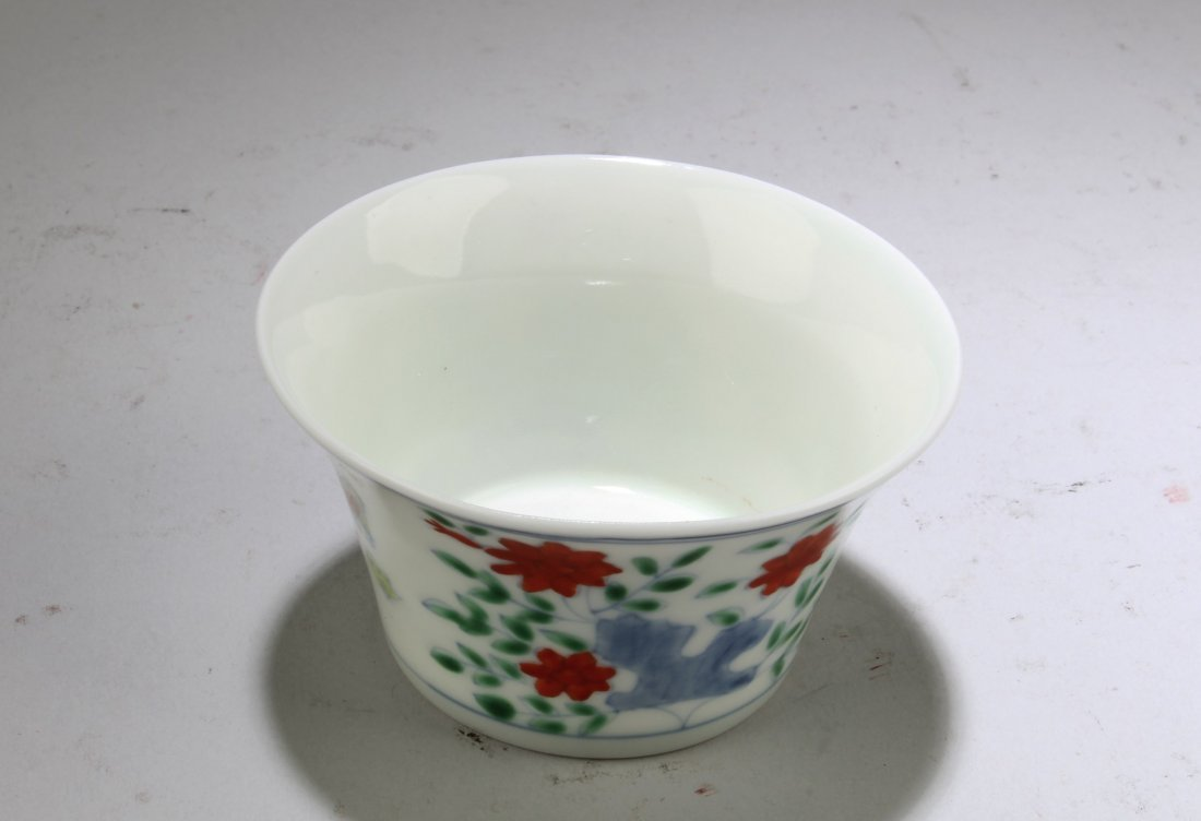 Chinese Porcelain Cup - 4