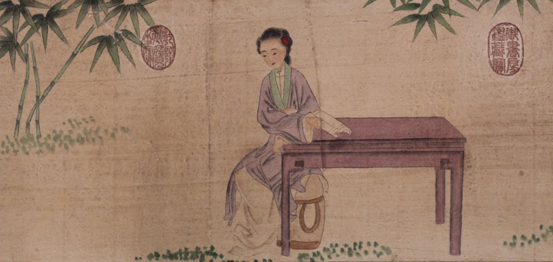 Chinese Painting Album - 4