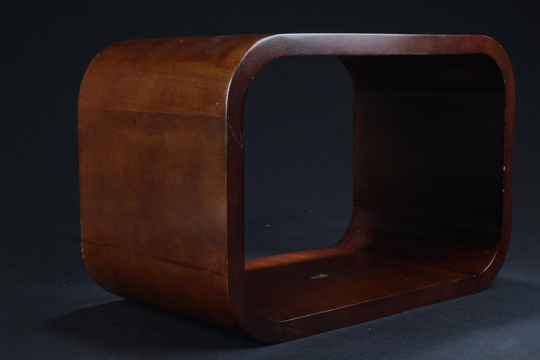 Chinese Hardwood Stand - 4