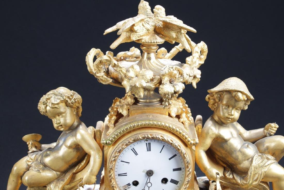European Style Clock - 2