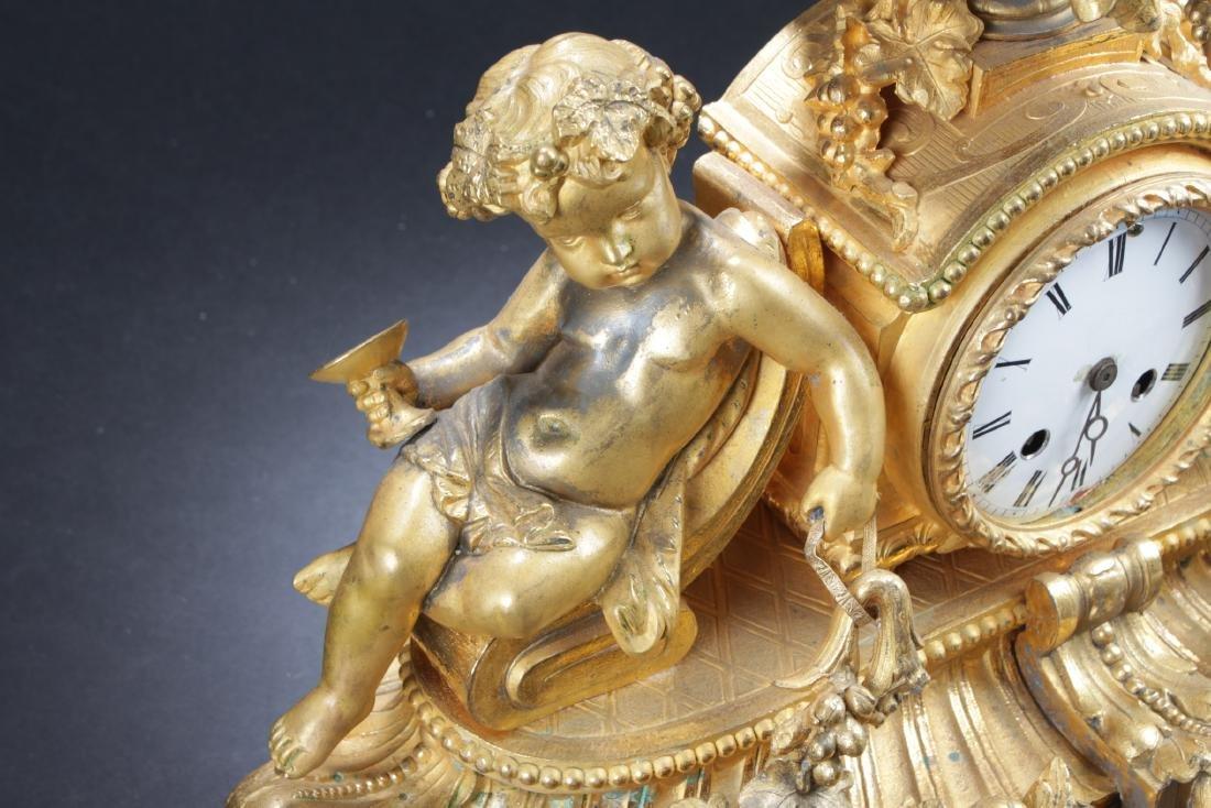 European Style Clock - 3