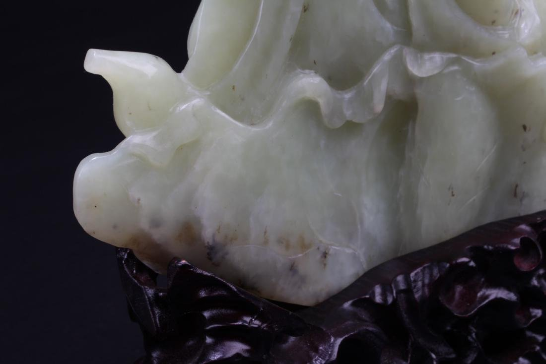 Chinese Jade Carved Ornament - 5
