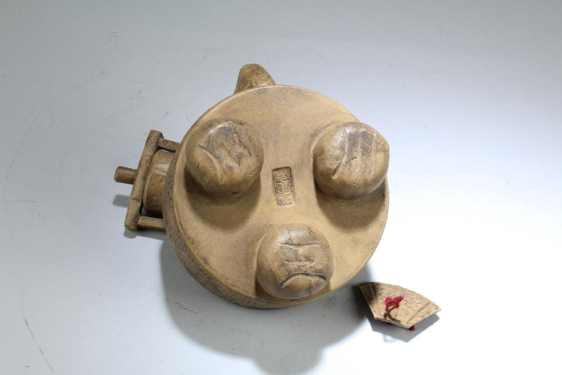 A Decorative Teapot - 4