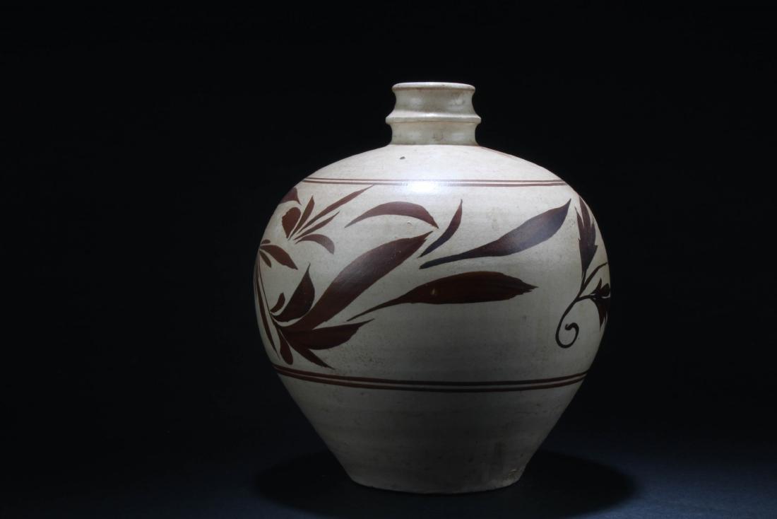 Chinese Pottery Jar - 2
