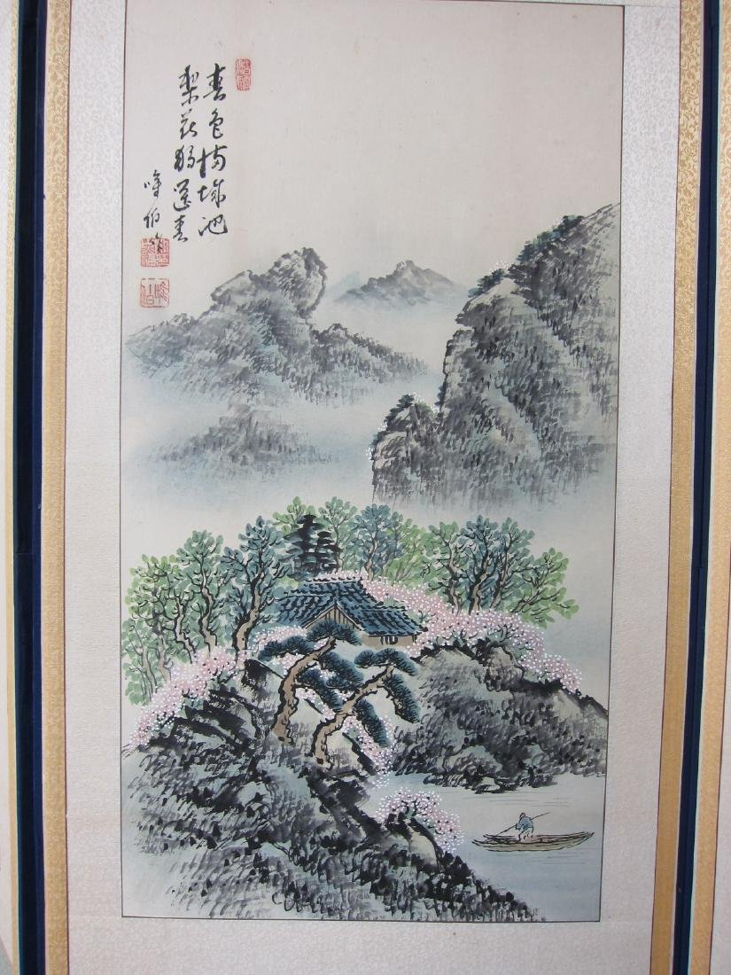 A Large Chinese Painting Album - 4