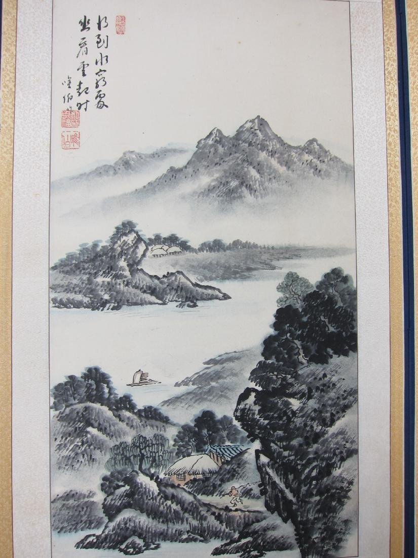 A Large Chinese Painting Album - 8