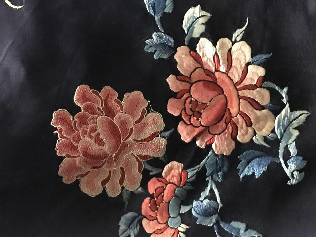 Antique Chinese Silk Embroidery Jacket - 4