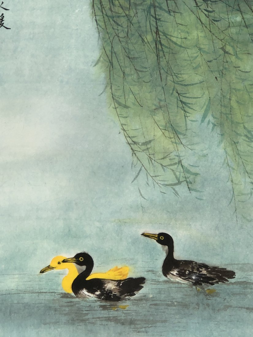 Chinese Framed Painting - 3