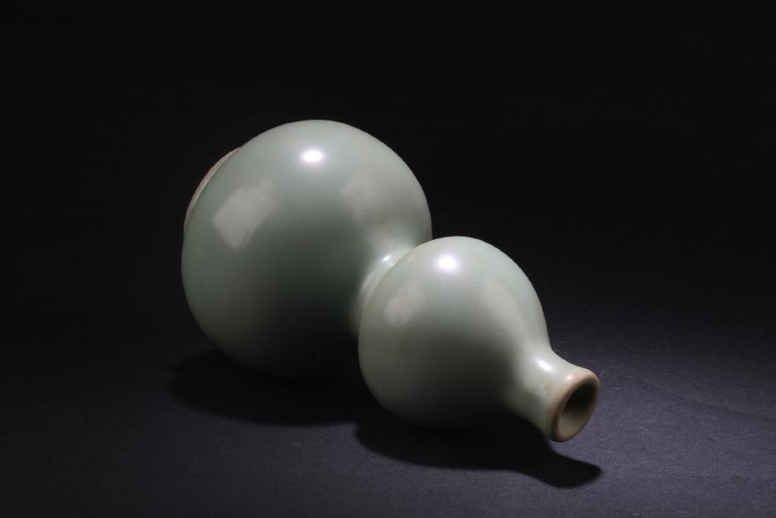 Chinese Porcelain Double Gourd Vase - 3