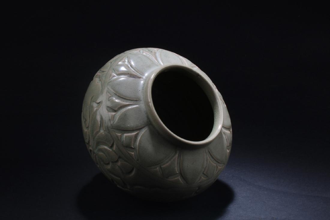 Chinese Porcelain Jar - 4