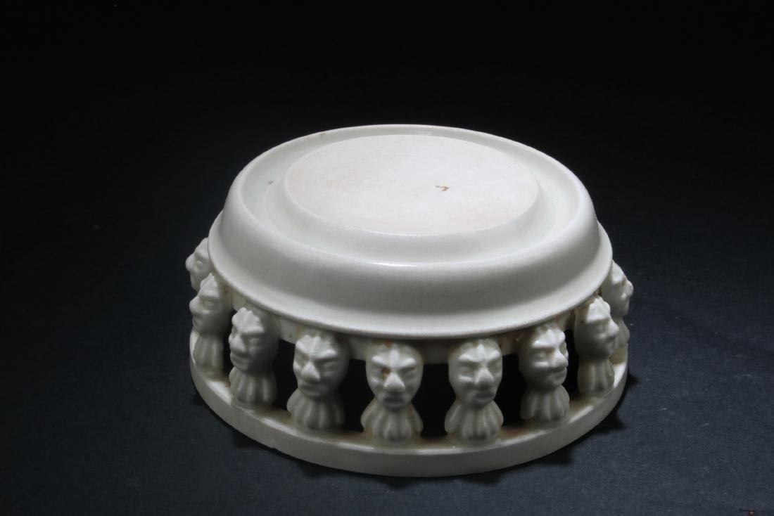 Chinese Porcelain Round Base - 2