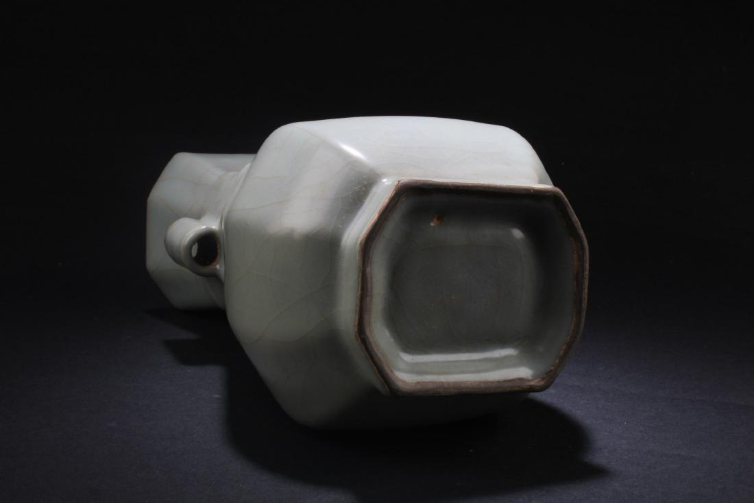 Chinese Porcelain Vase - 5