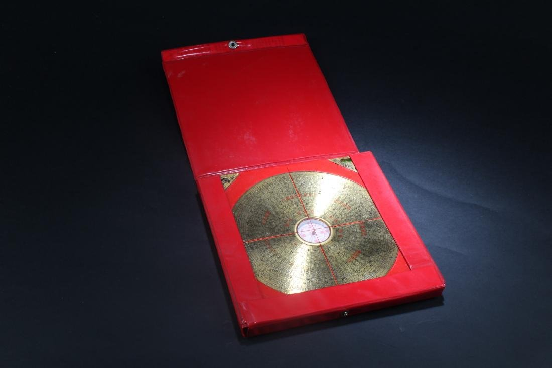 A Chinese Fengshui LuoJing - 3