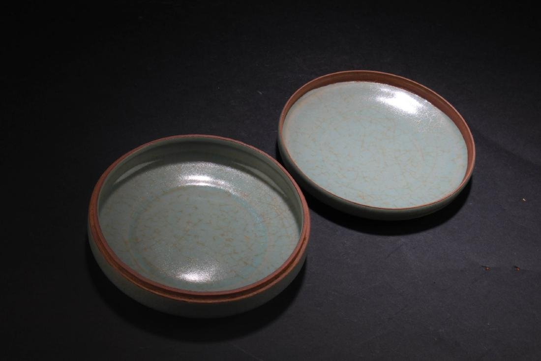 Chinese Porcelain Round Container - 3