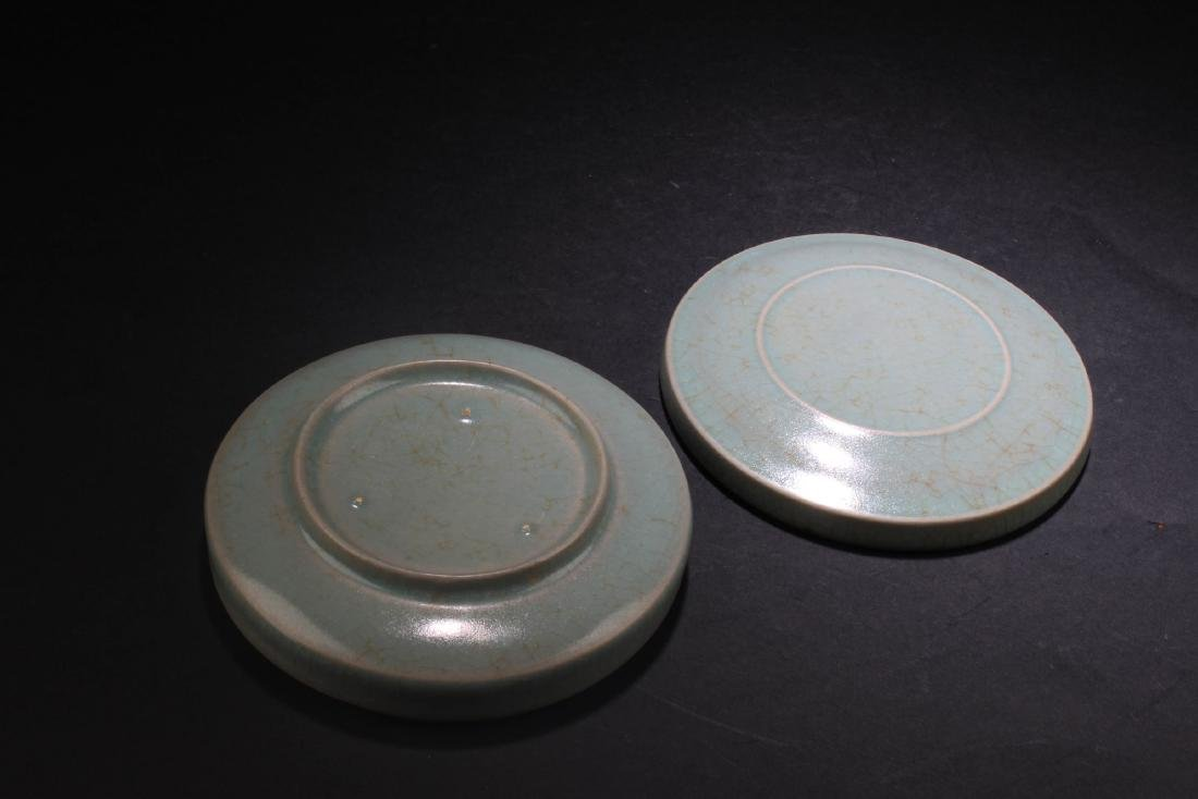 Chinese Porcelain Round Container - 4