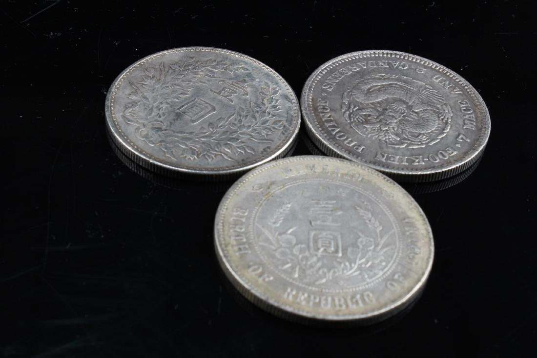 A Group Of Three Chinese Coins - 2
