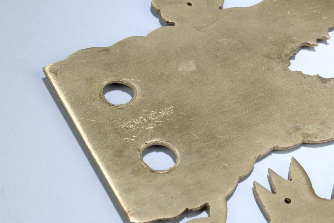 A Pair of Bronze Ornament - 4