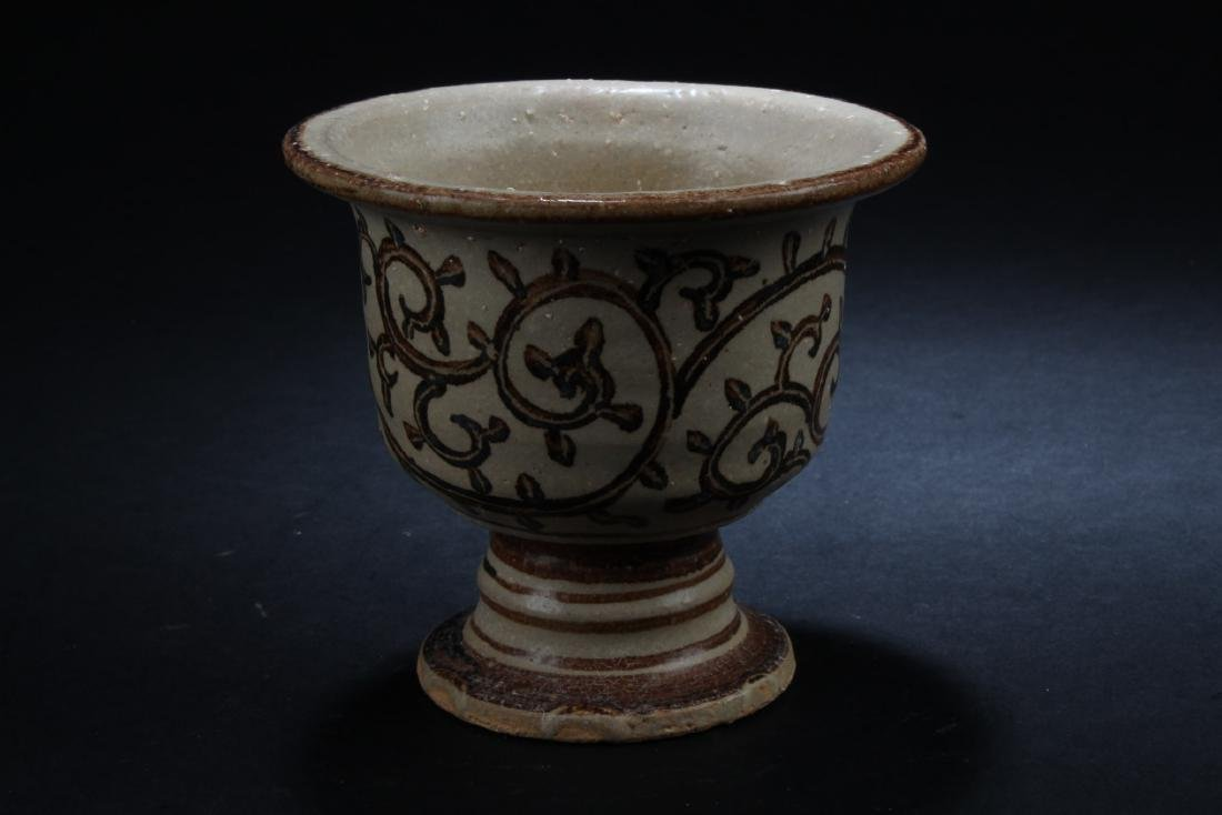 Chinese Pottery Cup