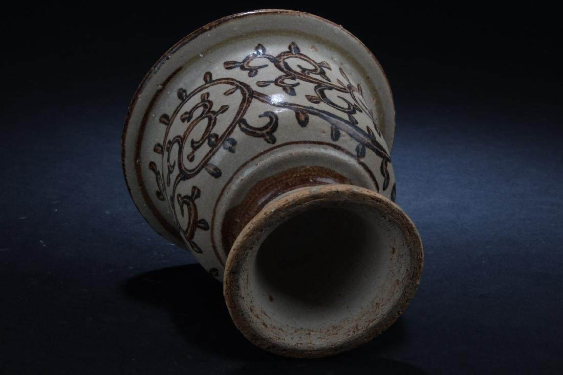 Chinese Pottery Cup - 4