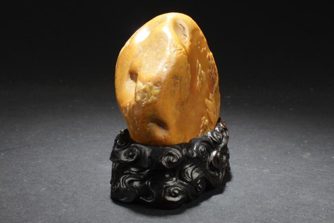 Chinese Soapstone Ornament - 2