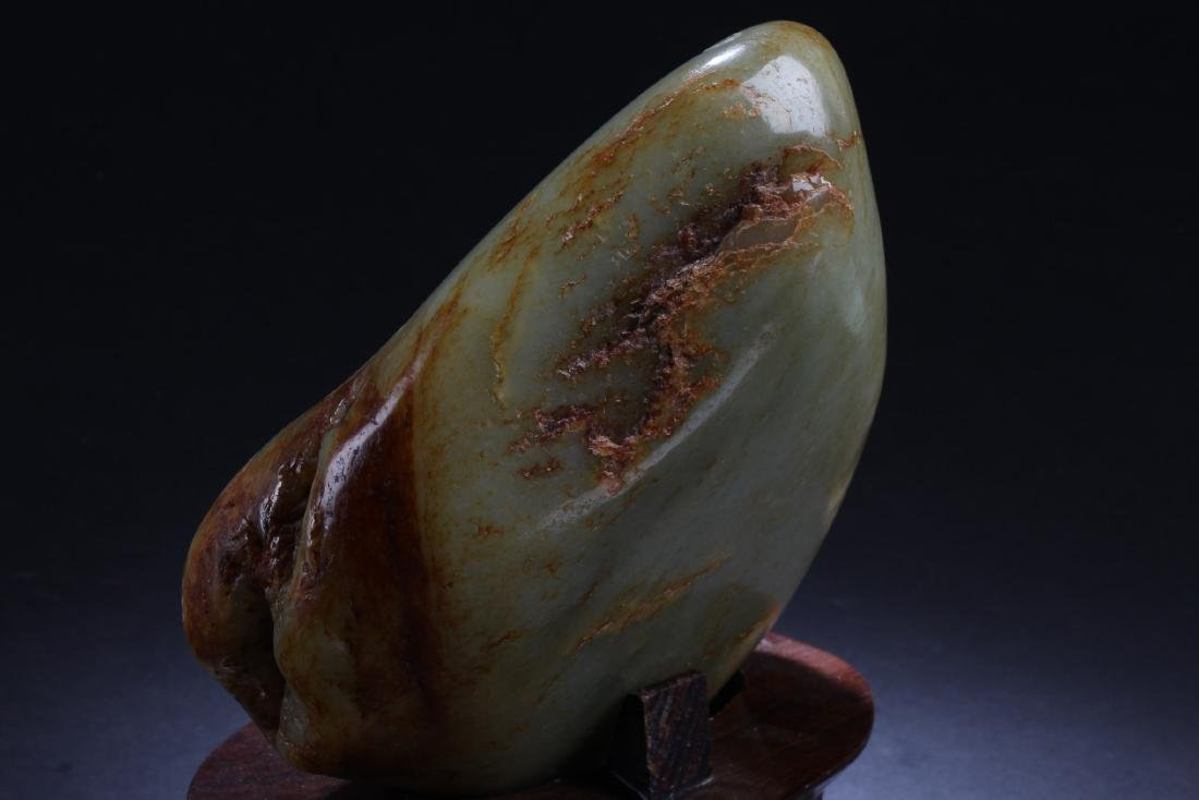 Chinese Jade Carved Ornament - 3