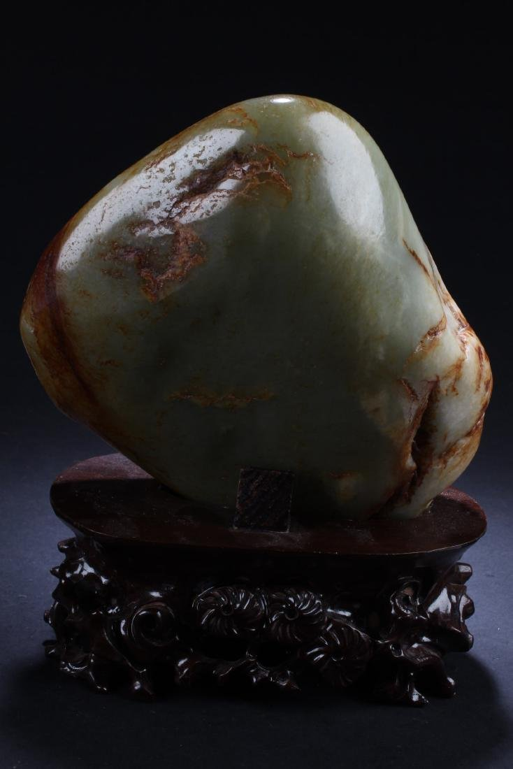 Chinese Jade Carved Ornament - 4