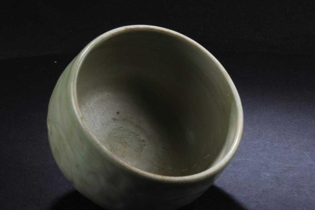 A Chinese Celadon Bowl - 2
