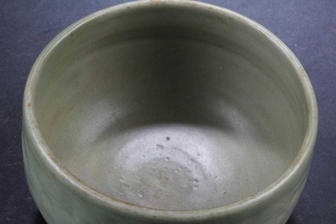 A Chinese Celadon Bowl - 4
