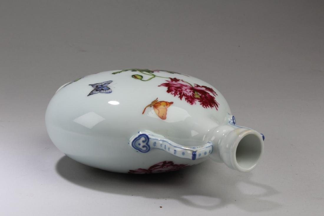 Chinese Porcelain Moonflask Vase - 3