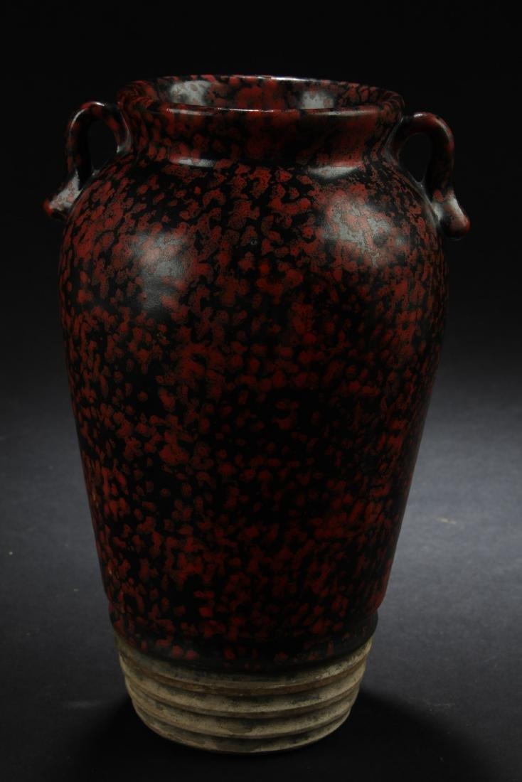 Chinese Pottery Vase - 2