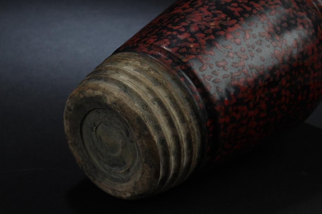 Chinese Pottery Vase - 4