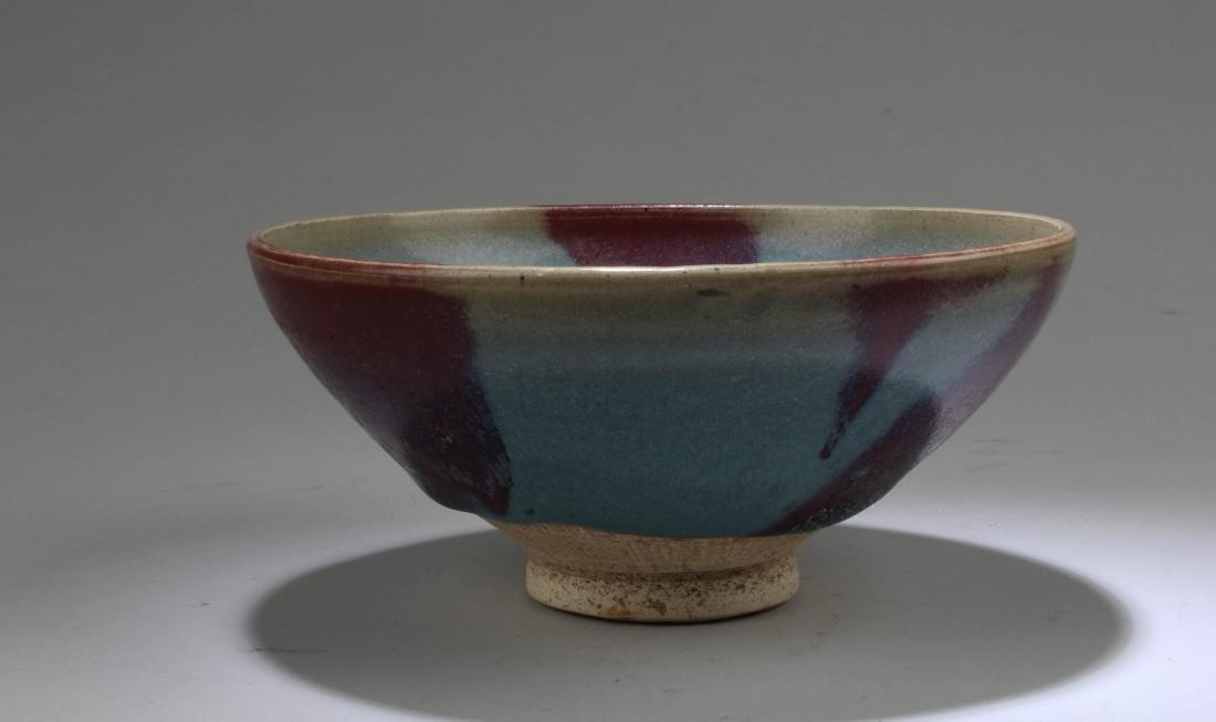 A Chinese Junyao Bowl