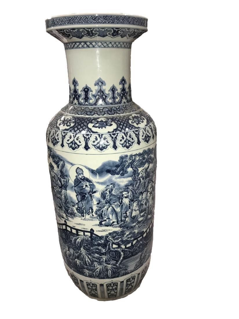 Chinese Porcelain Vase - 8