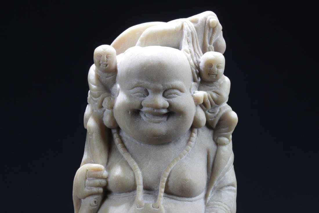 Chinese Stone Statue - 2