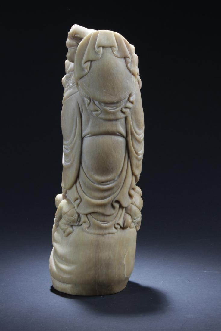 Chinese Stone Statue - 4