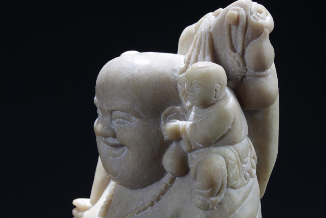 Chinese Stone Statue - 6