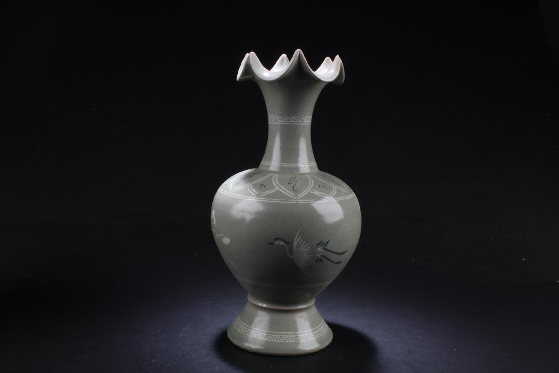 A Korean Porcelain Vase