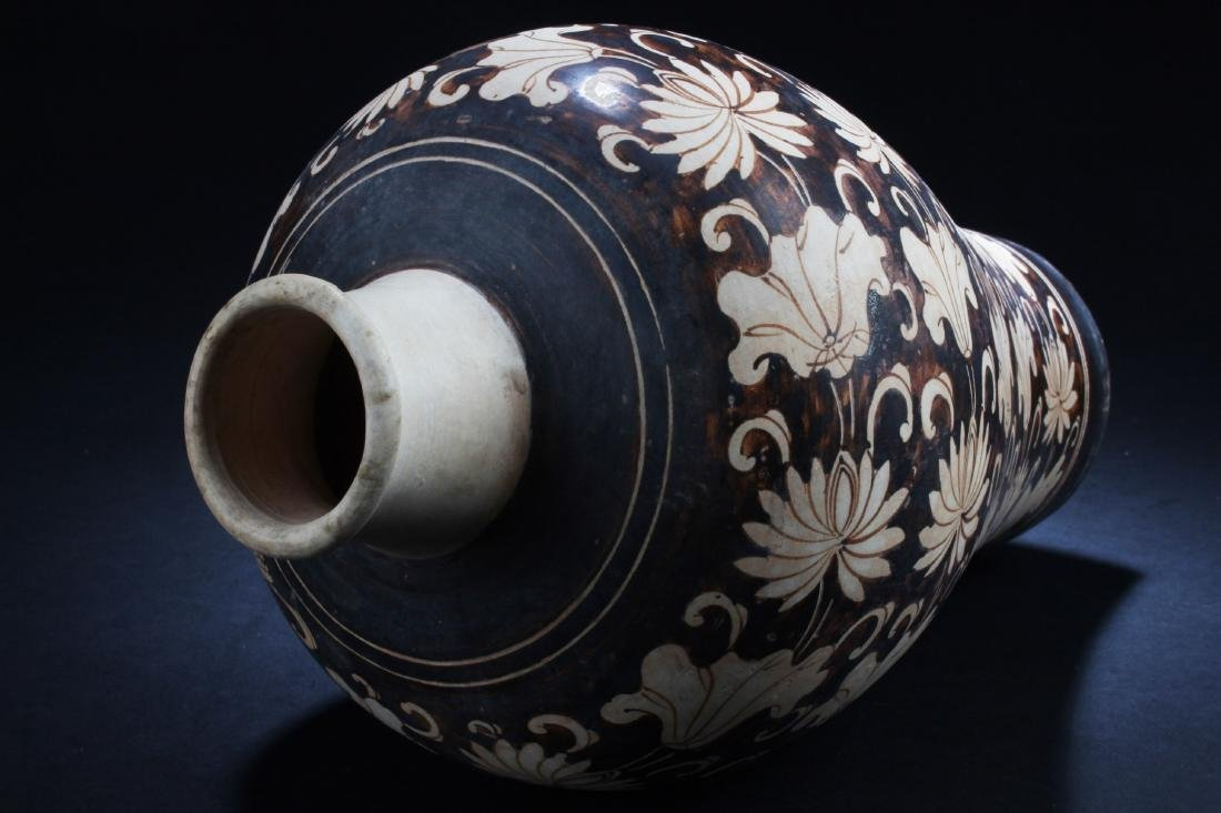 Chinese Porcelain Meiping Vase - 3