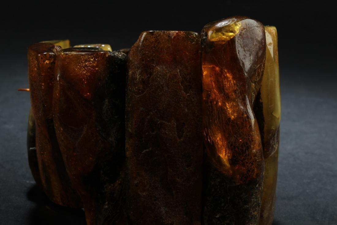 An Amber Wristlet - 4