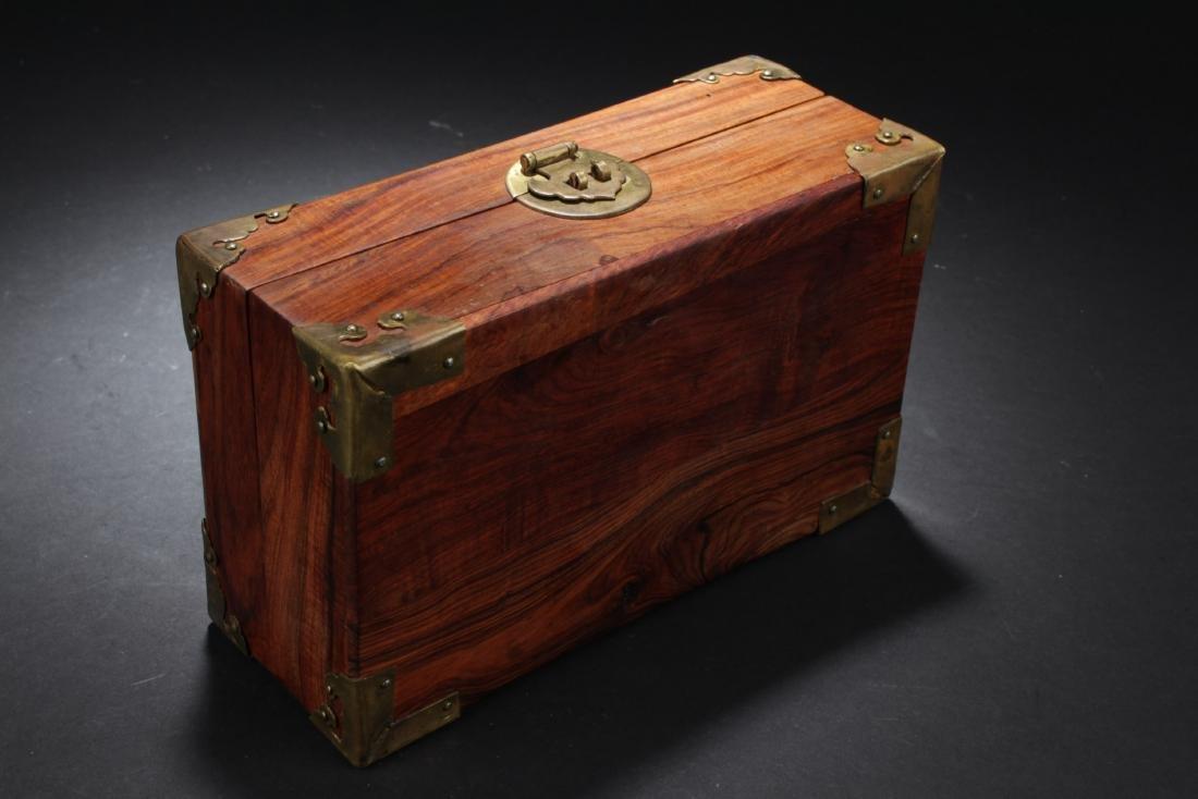 Chinese Huanghuali Box - 4