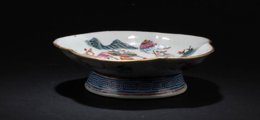 Antique Chinese Porcelain Plate - 2