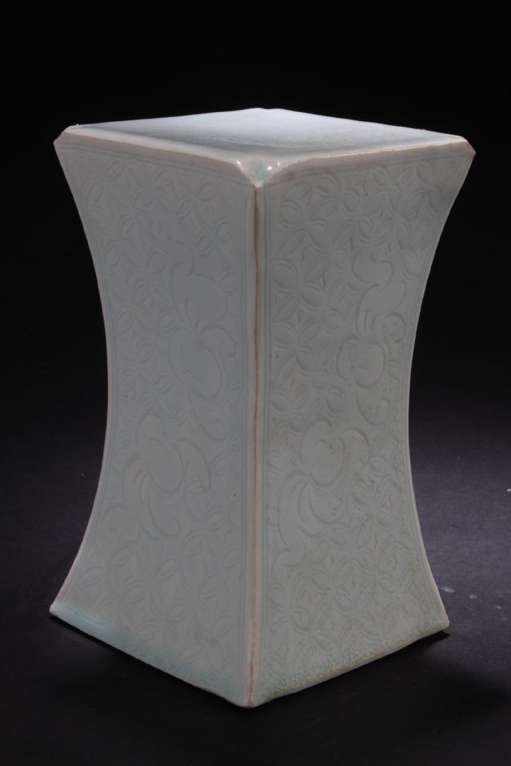 Chinese Porcelain Pillow - 2