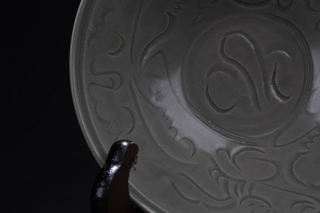 Antique Chinese Enamel Bowl - 2
