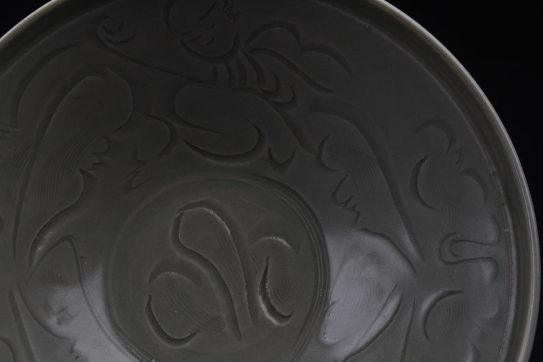 Antique Chinese Enamel Bowl - 3