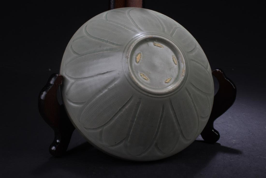 Antique Chinese Enamel Bowl - 5