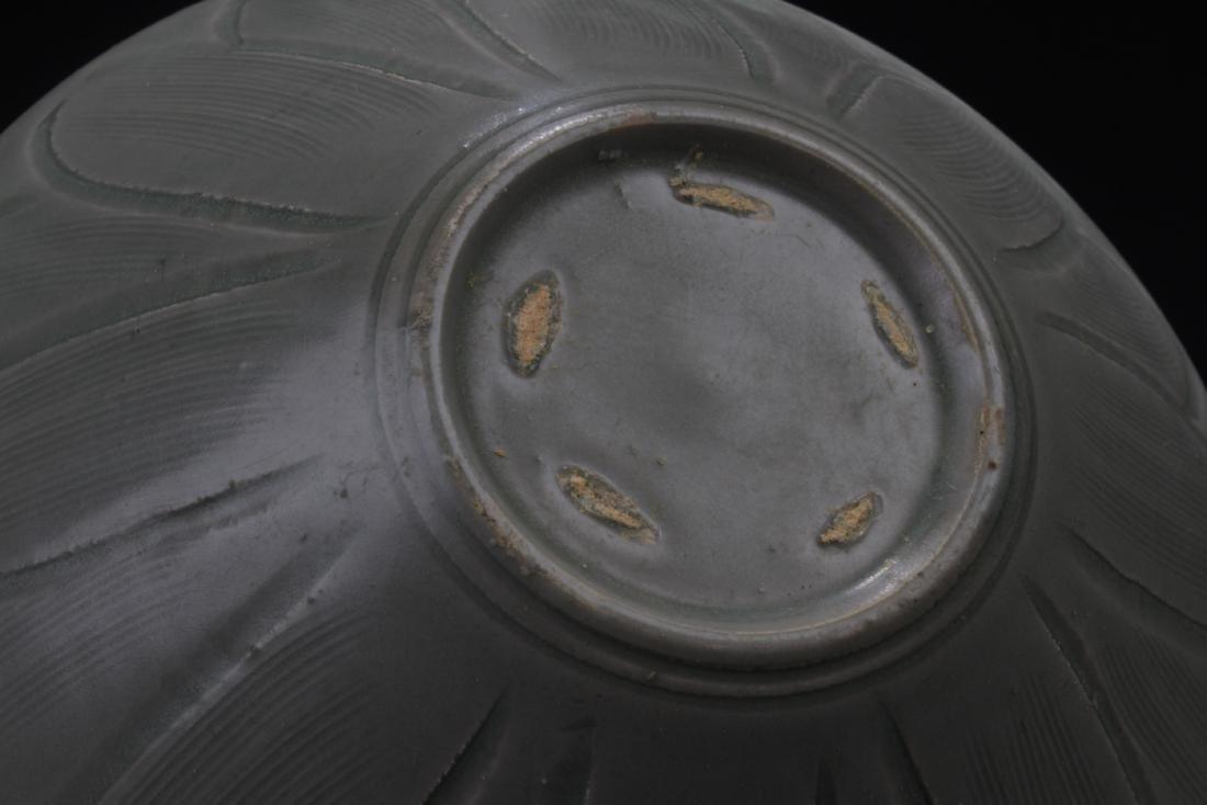 Antique Chinese Enamel Bowl - 6