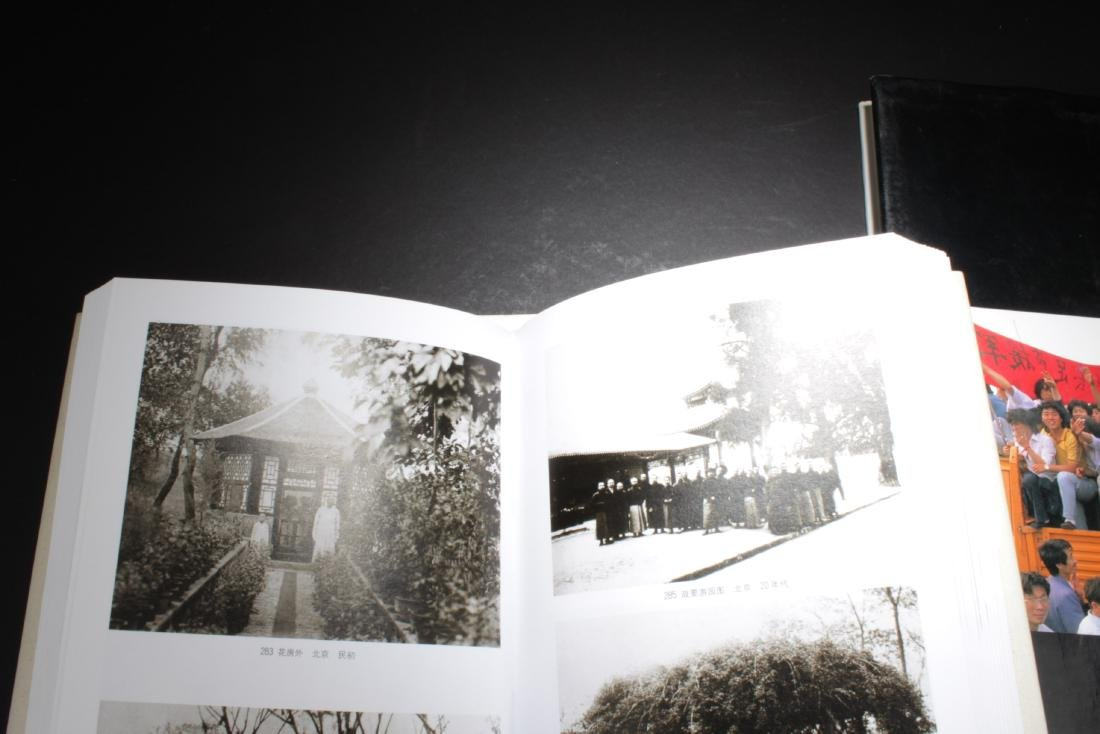 A Group of Two Photography Books - 3