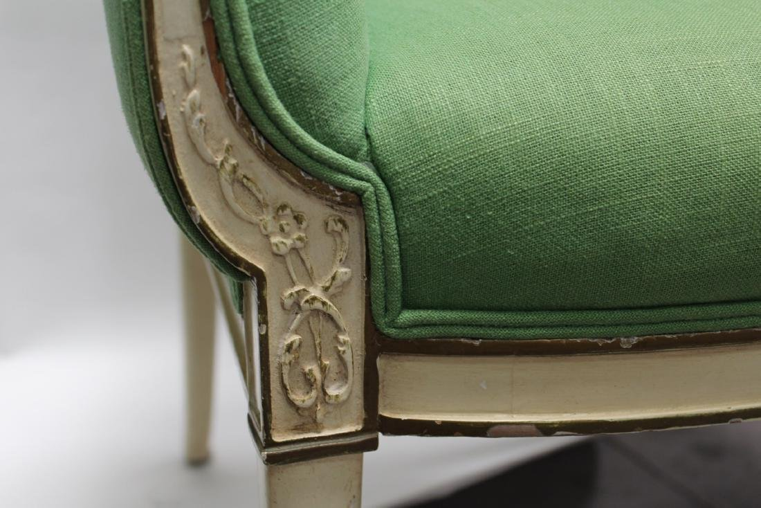 Two French Styled Sofa - 4