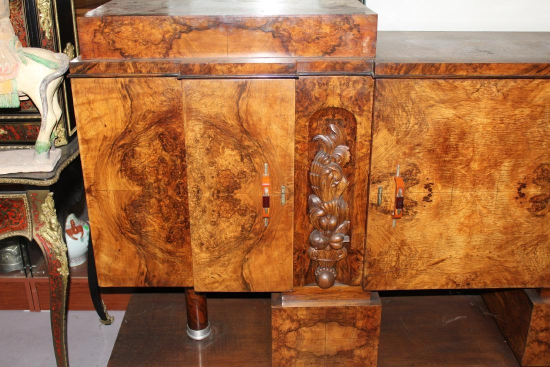 Chinese Wooden Cabinet - 4