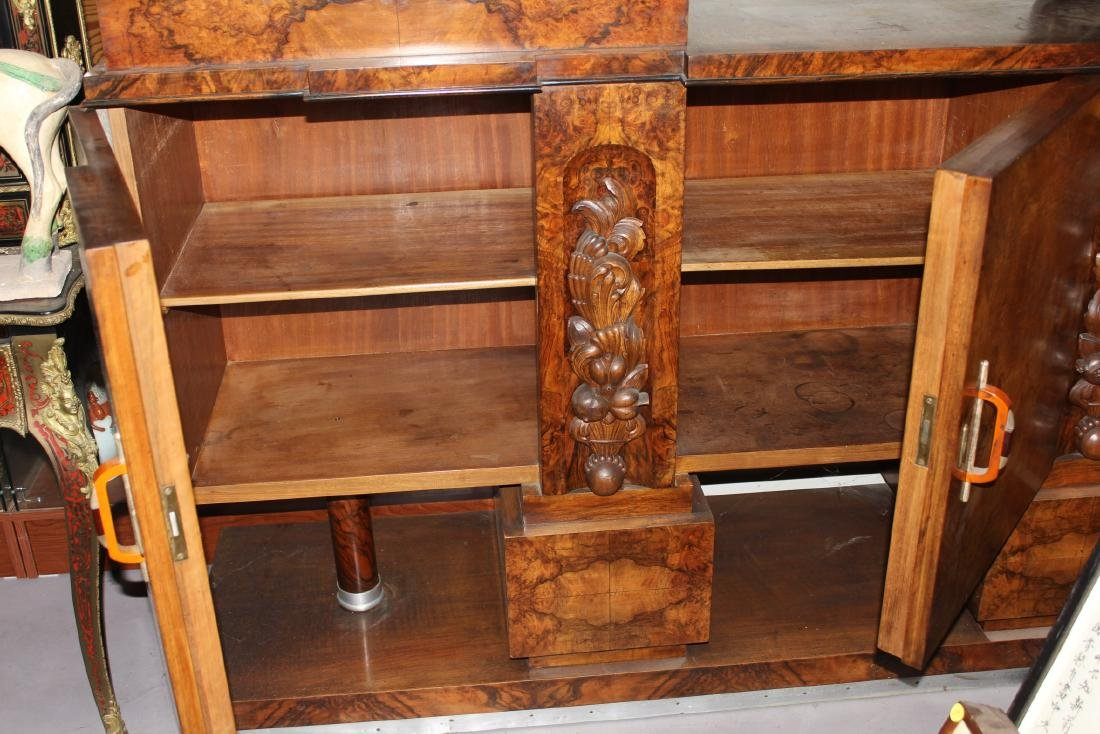 Chinese Wooden Cabinet - 5